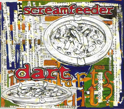 Screamfeeder - Dart