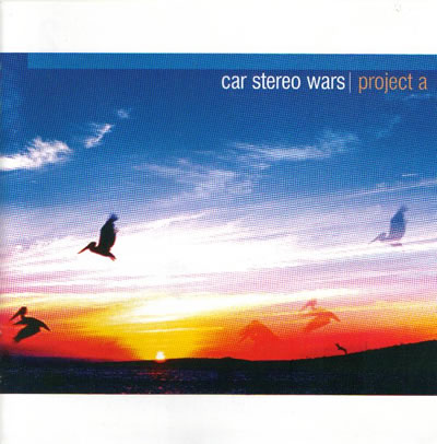 Car Stereo Wars - Project A
