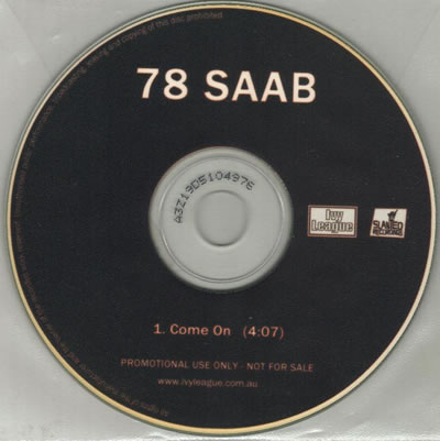 78 Saab - Come On