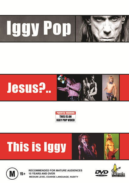 Iggy Pop - Jesus?.. This Is Iggy