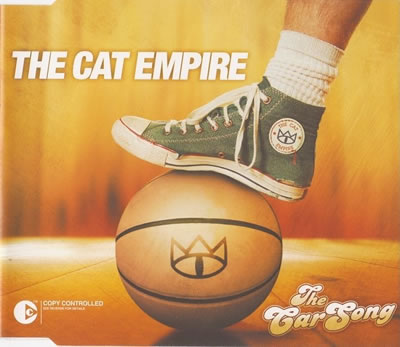 The Cat Empire - The Car Song
