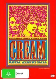 Cream - Royal Albert Hall 05