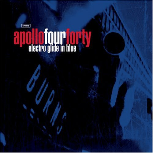 Apollo Four Forty - Electro Glide In Blue