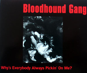 The Bloodhound Gang - Why's Everybody Always Pickin' On Me