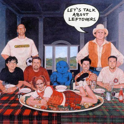 Lagwagon - Let's Talk About Leftovers