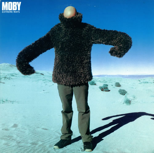 Moby - Extreme Ways (1 Track Promo)