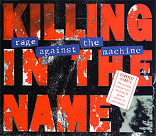 Rage Against The Machine - Killing In The Name