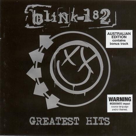 Blink 182 - Greatest Hits (Australian Edition)