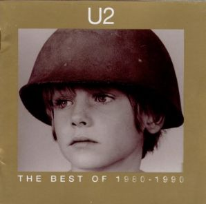 U2 - The Best Of 1980–1990