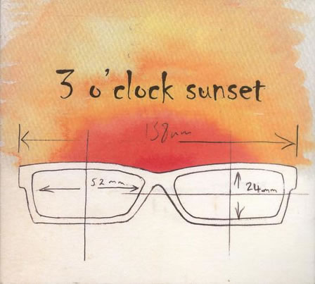 3 O'Clock Sunset - 3 O'Clock Sunset