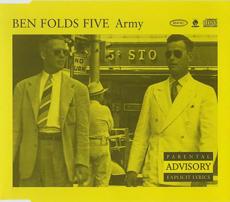 Ben Folds Five - Army (UK Release)
