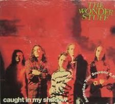 The Wonder Stuff - Caught In My Shadow