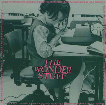 The Wonder Stuff - On The Ropes E.P.