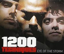 1200 Techniques - Eye Of The Storm