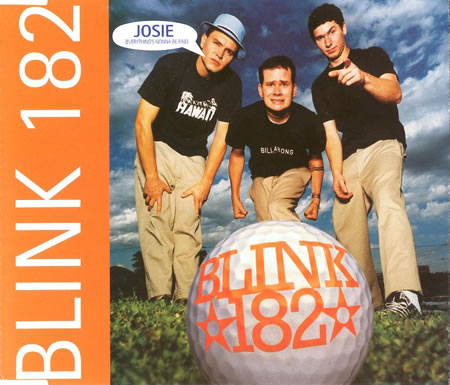 Blink 182 - Josie (Everything's Gonna Be Fine)
