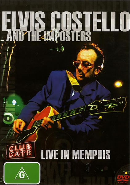 Elvis Costello - Club Date: Live In Memphis