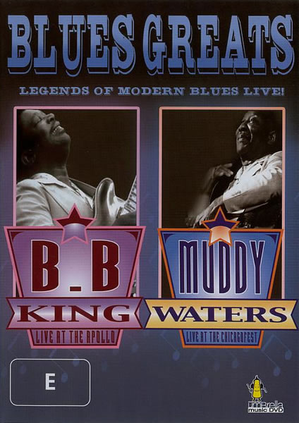B.B. King - Blues Greats: Legends Of Modern Blues Live!