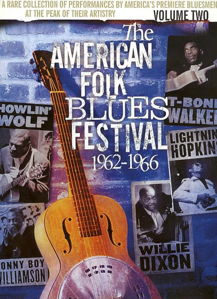 Various Artists - The American Folk Blues Festival 1962-1966: Volume Two