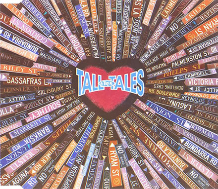 Tall Tales & True - Looking For A Place