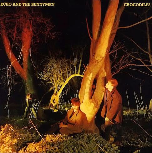Echo And The Bunnymen - Crocodiles