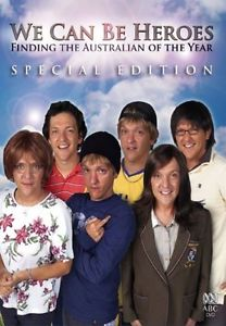 TV Series - We Can Be Heroes: Special Edition