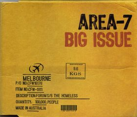 Area 7 - Big Issue